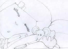 Tandmuis neem tand in ruil vir geld
